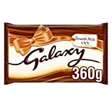 Galaxy Smooth Milk Chocolate, 360 g