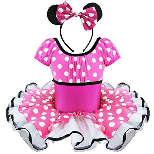 - Mädchen Mickey Mouse Kostüme