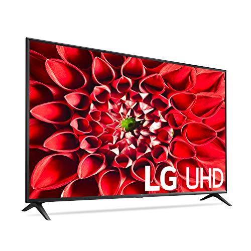 "Oferta de LG 65UN71006LB - Smart TV 4K UHD 164 cm (65"") con Inteligencia Artificial, Procesador Inteligente Quad Core, HDR10 Pro, HLG, Sonido Ultra Surround, 3xHDMI 2.0, 2xUSB 2.0, Bluetooth 5.0, WiFi"