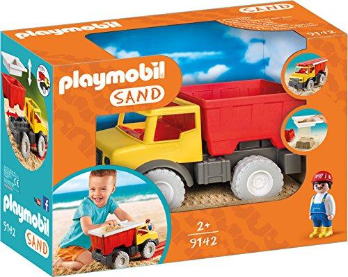 Playmobil- Dump Truck Camión de Arena