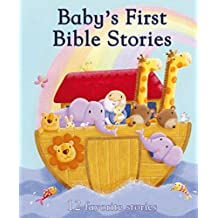 BABY'S FIRST BIBLE STORIES (First Padded) Brdbk by Parragon Books (2012) Board book
