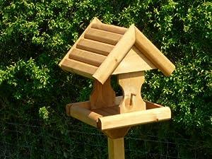 Bird Table Verwood Log