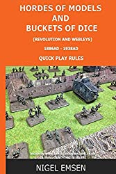 Hordes of Models and Buckets of Dice - Revolution and Webleys (Wargames Rules): Revolution and Webley's