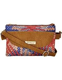 Ericafashion Women's Multi Colour Handbag (ECF-14_Multi)