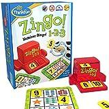 ThinkFun - Zingo! 1-2-3, juego educativo en inglés (TF7703)