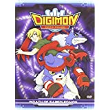 Digimon Data Squad - The Wrath of SaberLeomon by n/a