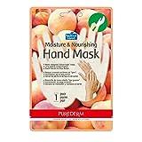 Moisture & Nourishing Hand Mask PEACH by adwin