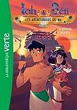Iah et Seti, les Aventuriers du Nil 02 - La pyramide interdite