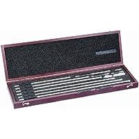 Starrett 823EZTubular - Juego de micrometros en el interior, gama de 4 a 40 pulgadas
