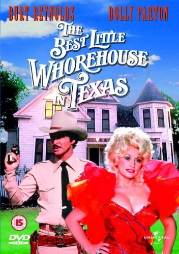 The Best Little Whorehouse in Texas [1982] [DVD]