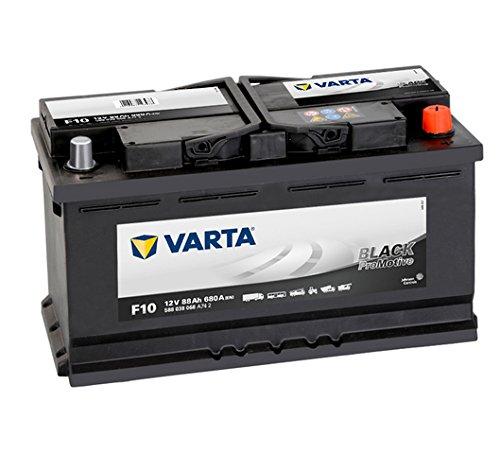 VARTA 588038068A742 Starterbatterie Promotive HD 12 V 88 mAh
