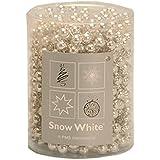 Aproximadamente 10 pies de cadena de plata de bolas - Navidad / Todo el Año Decoración