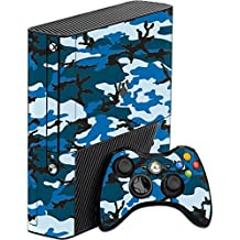 GADGETS WRAP Xbox 360 Full Blue Camo Skin For Console & Controller