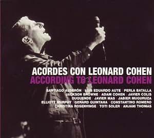 Acordes Con Leonard Cohen (2 CD + DVD)