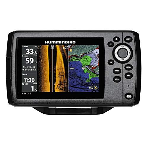 Humminbird HELIX 5 G2 Chirp SI GPS Combo Si Combo