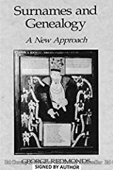 Surnames and Genealogy: a New Approach Paperback
