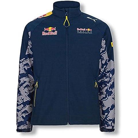 Red Bull Racing Mens Team Softshell Jacket 2016