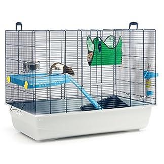 Savic Freddy 2 Navy Blue Rat And Ferret Cage 80 X 50 X 63 Cm 7