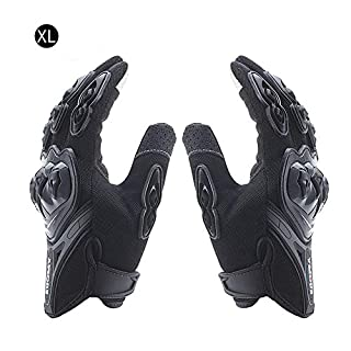 Anti-collision gloves, all fingers, all sizes, unisex