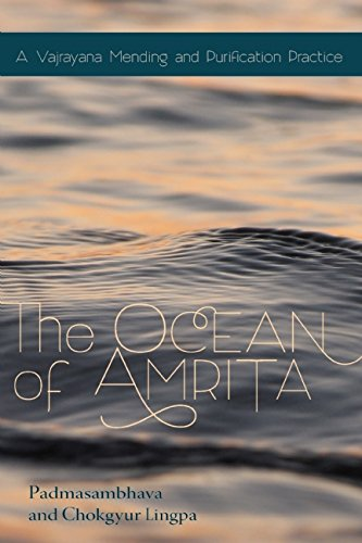 Ocean Of Amrita: A Vajrayana Mending and Purification Practice por Chokling Tersar