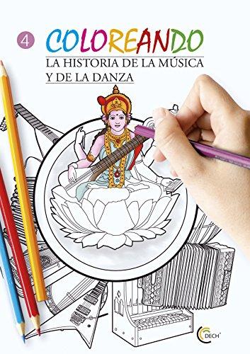 COLOREANDO LA HISTORIA DE LA MÚSICA Y DE LA DANZA