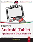 Presented in Full Color, Beginning Android 3 Application Development for Tablets takes a hands-on approach to teaching aspiring developers how to create tablet applications for the latest Android OS. Beginning with the basics this book moves at stead...