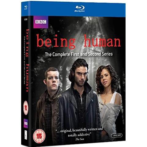Being Human - Series 1 & 2 Box Set