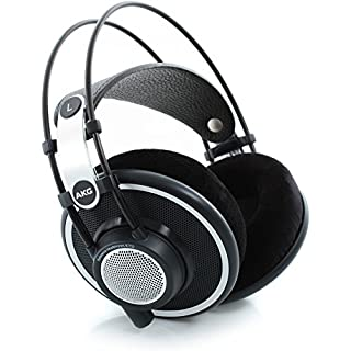 AKG K702 Reference Open-Back Over-Ear Studio Headphones