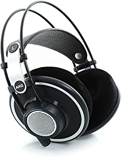 AKG K702 Open-Back Over-Ear Premium Studio Reference Headphones (B001RCD2DW) | Amazon price tracker / tracking, Amazon price history charts, Amazon price watches, Amazon price drop alerts
