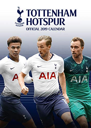 The Official Tottenham Hotspur F.c. 2019 Calendar