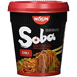 Soba Cup Chili 4er Pack ( 4 x 92g)