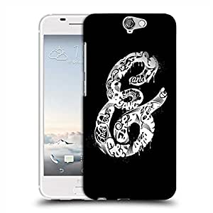Snoogg and gang Designer Protective Back Case Cover For HTC one A9