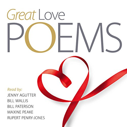 Great Love Poems  Audiolibri