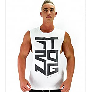 NBX Sommer Outdoor-Sport lässig Weste Fitness Training Sleeveless schnell trocknendes Shirt