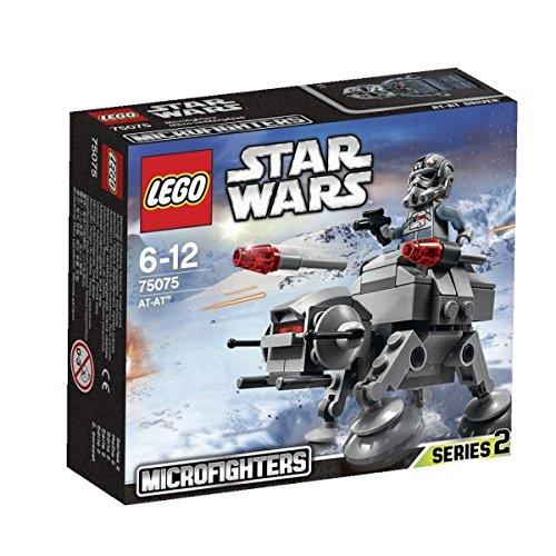 LEGO Star Wars at-at--Spiele BAU (Kind, Mehrfarbig, Star Wars)