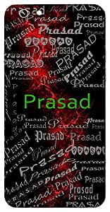 Prasad (Offering To God During Pooja) Name & Sign Printed All over customize & Personalized!! Protective back cover for your Smart Phone : Moto X-STYLE