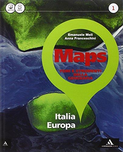 Maps. Per la Scuola media. Con e-book. Con espansione online: 1