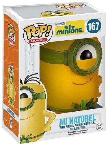Minions: Au Naturel Figur POP - Despicable Me 2