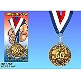 Médaille d'Or des 60 ans