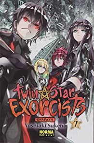 Twin Star Exorcists 7 par Yoshiaki Sukeno