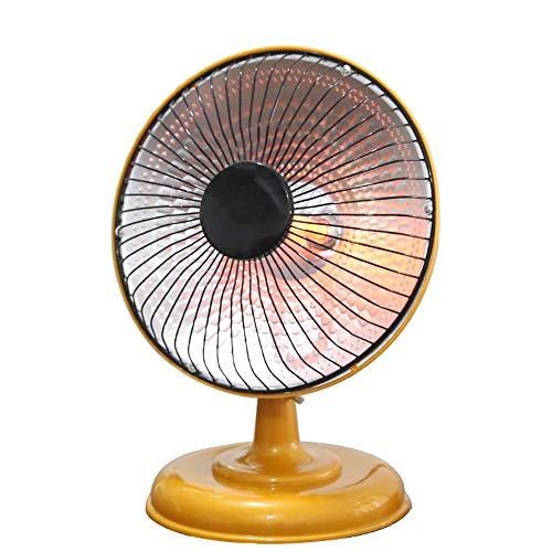 Gaowi Schreibtisch-Mini-Ventilator, Elektrischer Ventilator Energiesparende Haushaltsheizung, Tolle Geschenke Für Kleine Tischventilatoren Mit EIN- / Ausschalten