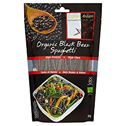 Explore Asian Black Bean Spaghetti