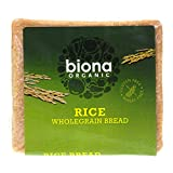 (12 PACK) - Biona - Organic Rice Bread | 500g | 12 PACK BUNDLE
