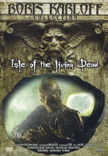 Isle of the living Dead (Boris Karloff Collection)