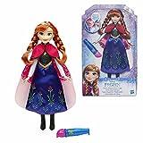Hasbro Anna Puppe | Disney Eiskönigin | Frozen B6701 | Magischer Modezauber