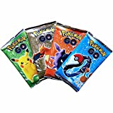 #5: Pokemon Go Trading Card Game- 5 Packs (Random) - Basic Cards (Non Licensed)
