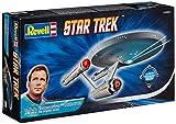 Revell Modellbausatz Star Trek - U.S.S. Enterprise NCC-1701 im Maßstab 1:600