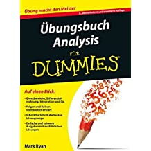 Übungsbuch Analysis (Für Dummies) by Mark Ryan (2015-03-18)
