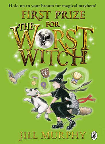 First Prize For The Worst Witch por Murphy Jill