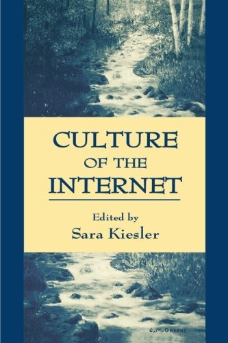Culture of the Internet: Research Milestones from the Social Sciences (1997-05-13) par unknown author
